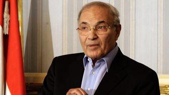 اعلام حمایت «احمد شفیق» از «السیسی» در انتخابات مصر