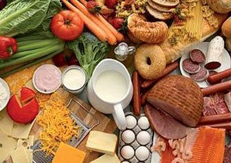 گرانی و ارزانی ۱۱ گروه مواد غذایی
