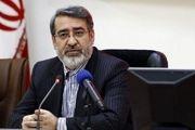 وزیر کشور خبر داد: آبگیری بیش از ۹۰ درصد هورالعظیم