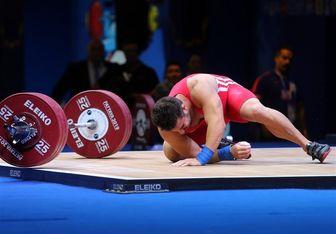 عنوان چهارمی ایران در مسابقات جهانی وزنهبرداری