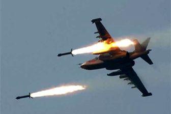 جنگندههای عراقی مواضع تکفیریها در شمال کرکوک را بمباران کردند