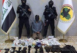 دستگیری تیم داعشی در مناطق نزدیک به ایران