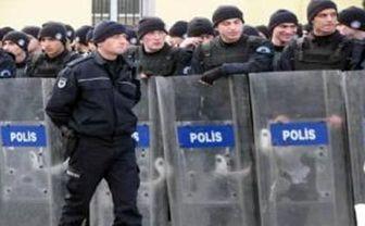 درگیری پلیس ترکیه با تظاهرکنندگان در استانبول