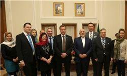 ظریف: گشایش ظرفیتهای اقتصادی و تجاری بین ایران و اتحادیه اروپا