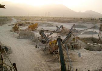 فعالیت کارخانه شن و ماسه تهران متوقف می شود