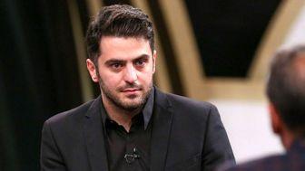 واکنش جالب علی ضیا به سریال جنجالی «بازی مرکب» /عکس