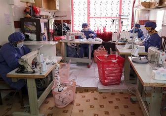 نجات صنعت نساجی با صادرات لباس بیمارستانی