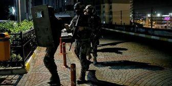 بازداشت بیش از ۲۰۰ نفر در ترکیه به اتهامات امنیتی و تروریستی
