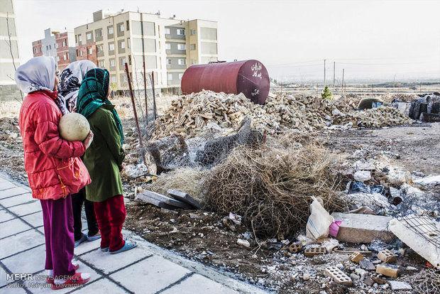 اوضاع نامناسب مسکن مهر شهرک گلستان بجنورد