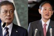 دیدار رهبران کره جنوبی و ژاپن لغو شد