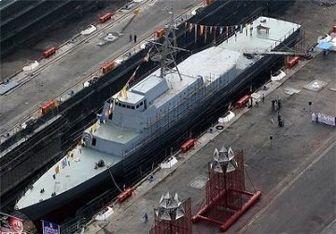 ناوشکن سهند، میتواند مایه شرمساری نیروی دریایی آمریکا شود
