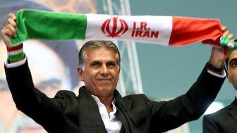 واکنش کیروش به حادثه تروریستی تهران +عکس