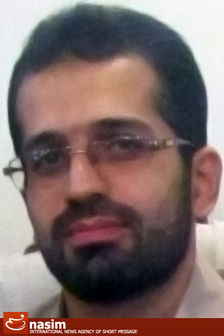 عکس شهید مصطفی احمدی در زمان حیات