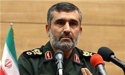 توضیحات سردار حاجی زاده درباره ماهواره نور