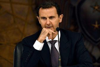 انتقاد تند بشار اسد از اروپا