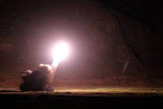 سپاه با کدام موشکها انتقام گرفت؟