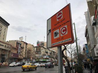 چالش های طرح ترافیک جدید پایتخت