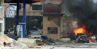 انفجار در نزدیکی کاخ ریاست جمهوری سومالی