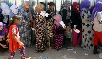 ایزدیها با داعش مذاکره می کنند