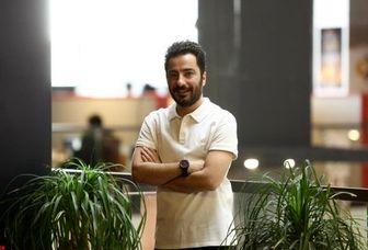 حرکات عجیب و غریب «نوید محمدزاده» در شمایل جوکر/ فیلم