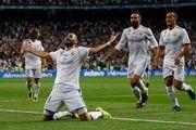 شکست تلخ رئال مادرید در هفته بیست و چهارم لالیگا