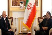 دیدار امیرعبداللهیان با میکائیل کلور برشتولد، سفیر آلمان در تهران
