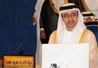 وزیر خارجه امارات: نمیتوانیم کشور خاصی را مسئول حملات اخیر به نفتکشها معرفی کنیم