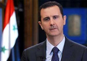 اسد: با موشکهای قرن گذشته حمله را دفع کردیم