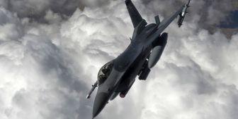 «اف-16» ارتش مصر سقوط کرد