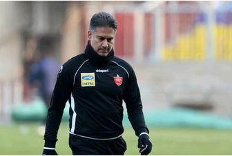 واکنش مربی پرسپولیس به احتمال برگزار نشدن لیگ برتر
