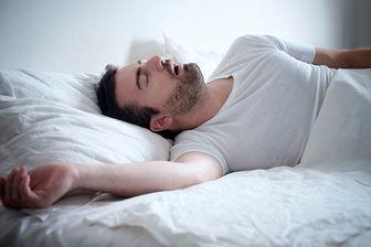 ۱۱ علت ریزش آب دهان در خواب
