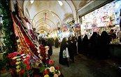 بازارشب عید شلوغ؛ فروشها کم!