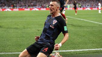 بهترین بازیکن دیدار کرواسی و انگلیس مشخص شد
