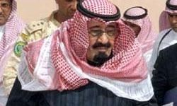 نگرانی شاه سعودی از فتنه ها