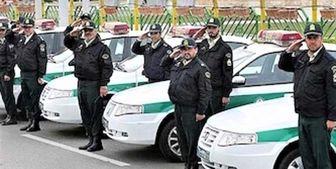 استقرار پلیس در بنادر و پایانه های مرزی کشور