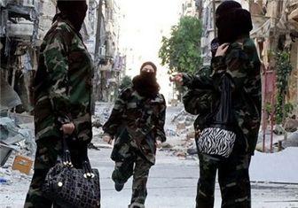 مجازات جدید داعش برای زنان