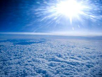 مراقب عبور ابرها باشید!
