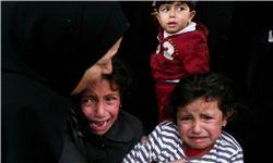 غزه در خون؛ اعراب در خواب + عکس