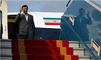 سفر احمدینژاد به استان هرمزگان و بوشهر