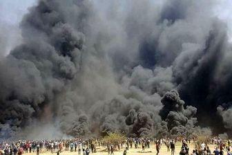 جنایت تازه صهیونیستها در غزه