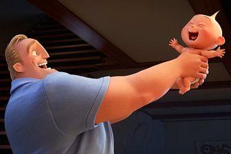 """رونمایی از پوستر انیمیشن پر طرفدار """"شگفت انگیزان 2""""/عکس"""