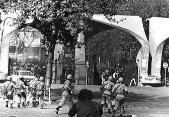 پیام ۶۵ساله جنبش دانشجویی ذلت ناپذیری ملت ایران است