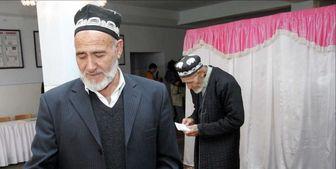 پایان انتخابات تاجیکستان