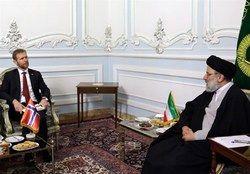 رئیسی: بهانه آمریکا علیه سوریه غیرمنطقی است