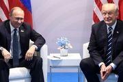 توپ پوتین در زمین امریکا