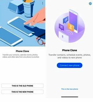 امکان انتقال سریع اطلاعات در گوشیهای سری Mate 20   HUAWEI
