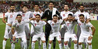 زمان برگزاری اردوی تیم ملی فوتبال
