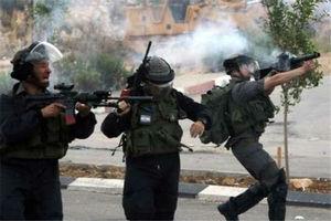 تمرین نظامی اسرائیل در غزه