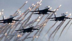 عربستان همدان صنعا را بمباران کرد