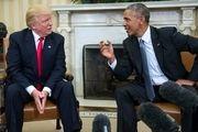 پیشنهاد برجامی اوباما به ترامپ